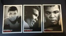 3 Promotional Photos fr The Documented Life & Times of Muhammad Ali the Greatest