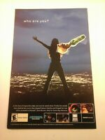 2004 Video Game Print Ad - Metroid: Zero Mission - NINTENDO GAME BOY ADVANCE GBA