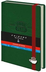 friends premium A5 notebook