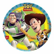Toy Story Edible Kids Birthday Cake Icing Sheet Topper Decoration Round Images