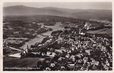 uralte AK, Oberursel-Taunus vom Flugzeug aus Panorama Gesamtansicht 1939