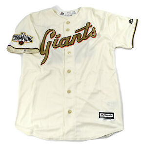 Majestic MLB Youth San Francisco Giants Madison Bumgarner Jersey NWT S, M, L