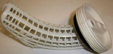 Flusensieb komplett für Zanker Lavita 9101 Waschmaschine 914847106