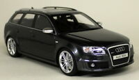 Otto 1/18 Scale - Audi RS4 Avant B7 (8E) Metallic Grey - Resin cast Model Car
