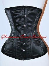 Corset Real Steel Boned Underbust Size Medium 26""