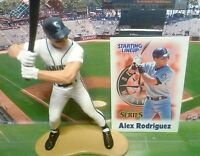 2000  ALEX RODRIGUEZ - Starting Lineup - SLU - Loose Figure & Card - Seattle