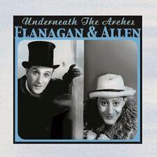 CD FLANAGAN & ALLEN UNDERNEATH THE ARCHES RUN RABBIT RUN UMBRELLA MAN HOME TOWN