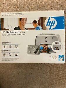 HP PHOTOSMART A444 PRINTER DOCK BOX NO CHARGER