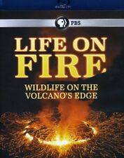 Life on Fire: Wildlife on the Volcanos Edge [New Blu-ray] 2 Pack