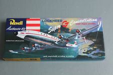Revell 'S' style hardbox repro Lockheed Constellation TWA Boxart treasure!!