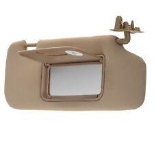 OEM NEW Front Passenger Sun Visor Shade w Mirror Cashmere 08-10 Vue  22771488 (Fits  Saturn Vue) 1a353b12354