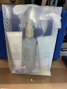 Mary Kay Satin Hands Fragrance Free 3 Full Size Product Set New In Gift Bag