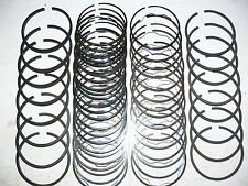1932 to 1945 FORD 85 or 90 H.P. NEW OLD STOCK STANDARD SIZE PISTON RINGS
