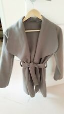 Lightweight Ladies wool coat size 10 used
