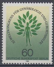 Germany Berlin 1985 ** Mi.742 Weltkongreß Geburtshilfe | Congress Midwifery