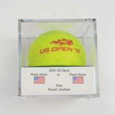 2015 US Open Maria Sakkari Vs Qiang Wang Round 1 Match Used Tennis Ball