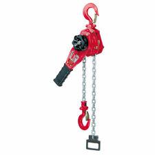 Columbus McKinnon Coffing Lsb-3000B-20, 1-1/2 Ton x 20 ft Lever Chain Hoist