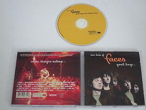 Faces / Good Boys When They'Re Asleep (Warner-Rhino 8122-75830-2) CD Album