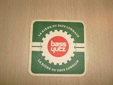 """SOUS-BOCK Bass Yutz """"La bière du pays Lorrain"""""""