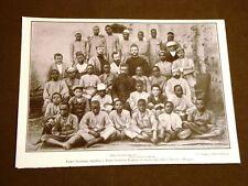 Spedizione Italia Tripolitania Libia nel 1911 Padre Apolloni e Pagliani Bengasi
