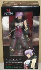 """Ninja Gaiden Ayane 1/6 Statue Figure Dolls 11.2"""" 28.5cm Kotobukiya NIB Rare"""