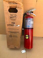 New Buckeye Fire Extinguisher 11340 Dry Chemical 10 Lbs