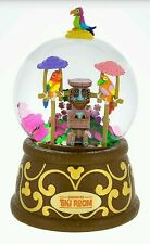 NEW Disney Parks Exclusive Enchanted Tiki Room musical Snowglobe * I SHIP FAST *
