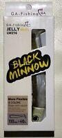 Fischköder Jelly Series LW216 Black Minnow 110mm 40g Neu!