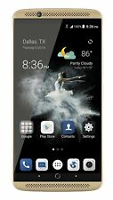 Zte Axon 7 Unlocked Smartphone,64Gb Ion Gold (Us Warranty) New