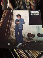 "1978 Columbia Records FC 35609 Billy Joel ""52nd Street"" NM"