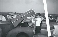 1960's Drag Racing- 1941 Willys Coupe-Gasser-Connecticut Dragway-August,1963
