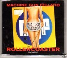 (E208) Machine Gun Fellatio, Roller Coaster - DJ CD