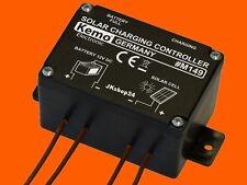 KEMO M149 SOLAR LADEREGLER Solarladeregler U-Nenn:12 V / LS:14-30 V/DC 6/10A NEU