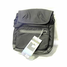 "BELKIN BAG CASE DASH TALL MESSENGER 12"" FOR LAPTOP MACBOOK TABLET BLACK F8N390QE"