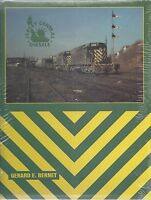 JERSEY CENTRAL DIESELS -- Long Out of Print, this is the LAST NEW BOOK