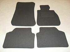 BMW 3 Series E90-E91 2005-2012 Fully Tailored Deluxe Car Mats in Grey/Grey Trim