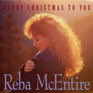 Reba McEntire – Merry Christmas To You CD MCA Records USED