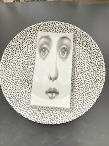 Fornasetti Wall Plate Tema E Variazioni N.310 MADE IN ITALY