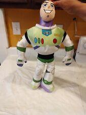 "Disney Pixar Toy Story Buzz Light Year Plush Toy Soft 19"""