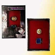 New Fashion Black Butler Ciel Animation Phantomhive Cosplay Ciel Ring