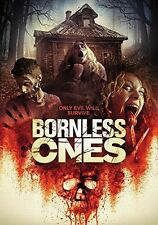 Bornless Ones Dvd Evil Dead style horror Mark Furze David Banks Michael Johnston