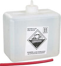 BATTERY ACID  ELECTROLYTE PACK  850CC
