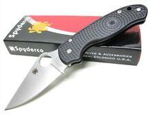 Spyderco C223PBK Para 3 Lightweight  2.92in. Blade Folding Knife - Black
