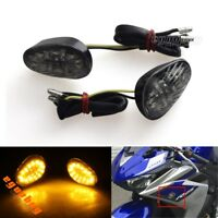 Racing Bike Turn Signal Indicator Blinker For Yamaha YZF R1 02-08 R6 03-14 R6S
