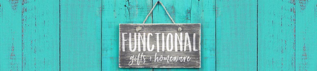 Functional Gifts & Homeware