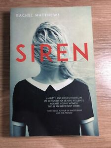 Siren by Rachel Matthews (Large Paperback, 2017)