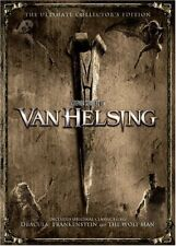 Van Helsing The Ultimate Collectors Edition Dvd Mult-Disc Set Dracula Wolf Man
