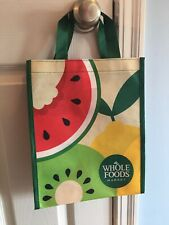 Whole Foods Reusable Bags Shopping Bag. Small 2020 Summer Melon