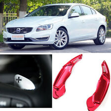 Steering Wheel Shift Paddle Shifters Extension Aluminum For Volvo s60l 14-17