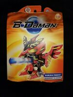 Battle B Daman Hasbro Samurai Phoenix DHB Direct Hit Battle NIB D-50 Zero System
